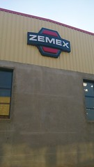 ZEMEX Logo Signage (Mohamed El Shafie) Tags: logo design iron factory sheets plastic signage gable plexy zemex