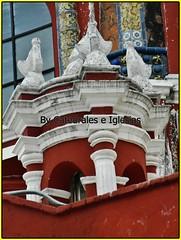Capilla de la Virgen del Rosario,Templo de Santo Domingo,Puebla de los Ángeles,México