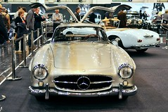 Mercedes-Benz 300 SL Gullwing (1955) (Transaxle (alias Toprope)) Tags: auto classic cars 1955 beauty car vintage silver germany grey mercedes benz nikon power stuttgart engine style 1954 voiture legendary historic retro sl coche 1950s soul mercedesbenz carros classics 1957 carro oldtimer 1956 autos 300 gt spiritual veteran six legend iconic injection macchina mb coches coup veterans sportscar voitures racingcar toprope 300sl gullwing technoclassica 4speed powertrain macchine 2door superbe sohc d90 6cylinder i6 3liter w198 m198 sixcylinders gtbody