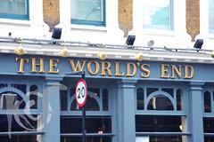 The World's End (kulturtaenzerin) Tags: london beer bar cider theworldsend