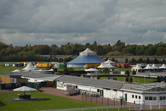 The Circus on Chester Racecourse (CoasterMadMatt) Tags: pictures city uk greatbritain autumn england berlin english heritage history fall photography town big nikon october cheshire photos unitedkingdom britain circus top united great kingdom landmark tent chester photographs gb british racecourse bigtop walled walledcity 2014 nikond3200 walledtown circustent berlincircus d3200 chesterracecourse coastermadmatt october2014 coastermadmattphotography