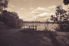 Lac de Cappelle-la-Grande