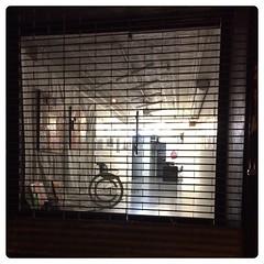 Tarek's exhibition in Manhattan, NY, oct. 2014 (Pegasus & Co) Tags: nyc urban streetart eastvillage newyork art colors painting skull graffiti artwork stencil manhattan paste paintings arts dessin peinture menatwork worldwide bowery gotham rue bd artistes  urbain tarek   arturbain   geometrik urbart