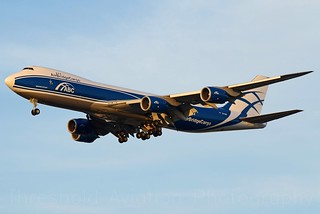 VQ-BGZ | Boeing 747-8HVF | AirBridgeCargo | KORD