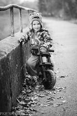 20141026-PK140012-Edit (axl_kollar) Tags: light boy bw white black smile bike canon eos is kid child open natural mark iii wide 1d l balance usm f28 ef 70200mm 1d3