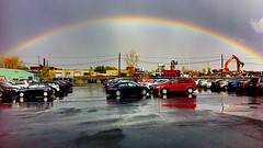 Rainbow (theLionel411) Tags: uploaded:by=flickrmobile colorvibefilter flickriosapp:filter=colorvibe