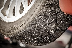 Tyres after the battle... (ciccius88) Tags: auto italy car race photoshop photography photo nikon flickr italia foto photographer photos rally voiture racing coche wrc sicily 1855mm nikkor peugeot sicilia rallye motorsport targa rallying 2014 florio 500px d3000 worldcars