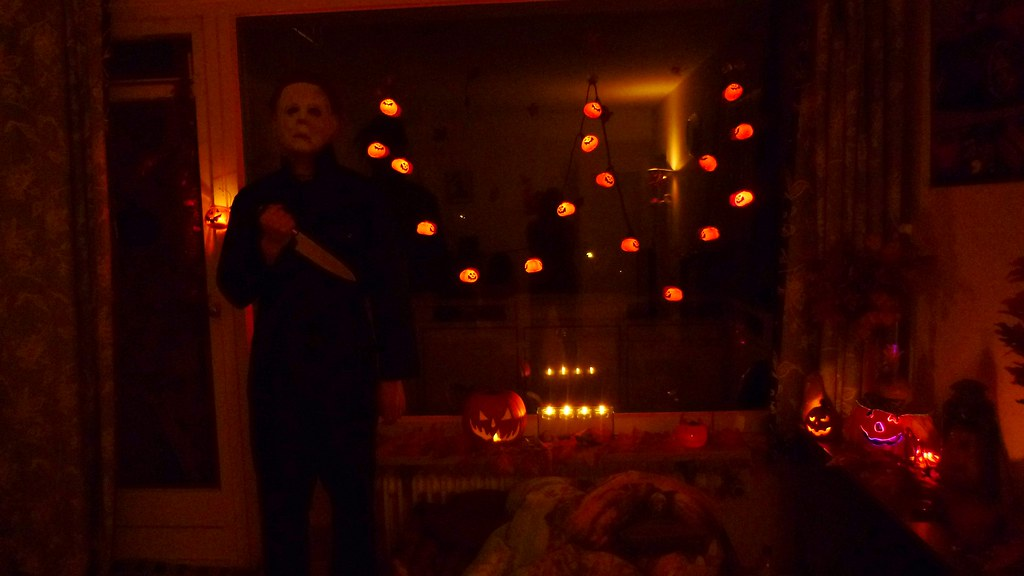 Michaels Halloween String Lights : The World s Best Photos of home and myers - Flickr Hive Mind