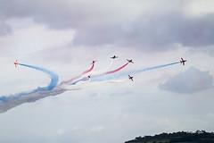 Red Arrows 7D 8852 (philthebirdbrain - Thank you for the 1 million + v) Tags: aviation duxford redarrows