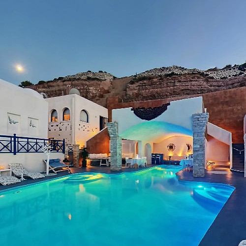 Astarte Suites Hotel Santorini Greece 39 S Most