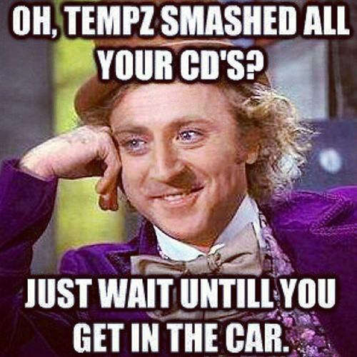 Oh #tempz  @tempa_t