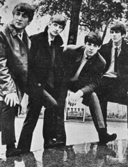 The Beatles (caijsa's postcards) Tags: postcards beatles thebeatles thesixties