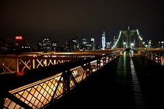 New York Brooklyn Bridge (agruebl) Tags: voyage city travel urban usa ny newyork apple night america big fuji brooklynbridge fujifilm amerika unis reise staaten etatsunis etats thecitythatneversleeps xe1 vereinigte fujix bigappel fujix100