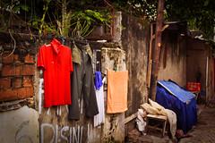 laundry (matamayke) Tags: urban jakarta laundry jemuran