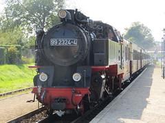 2014-091828 (bubbahop) Tags: train germany railway steam locomotive narrowgauge mecklenburg molli kühlungsborn 2014 kuhlungsborn 9923244 europetrip31