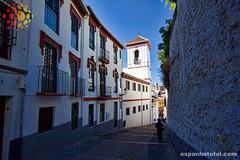 Albaicn, Granada (Tony Glvez) Tags: world heritage de la site espanha unesco da granada mundial total albaicin albaycin humanidad patrimonio humanidade
