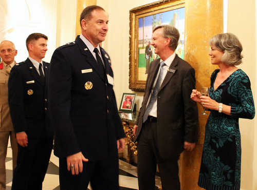 UK-US Defence Special Relationship Highlighted in Washington