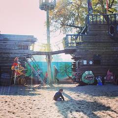 upload (Sumer FireFly) Tags: square nebraska orchard squareformat pumpkinpatch mayfair pirateship omahanebraska iphoneography sandplaygrounds instagramapp uploaded:by=instagram kidsplacesinnebraska