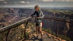 Susan [Watchtower Grand Canyon] (emptyseas) Tags: park arizona usa nikon view desert grand canyon east national exit watchtower d800 emptyseas