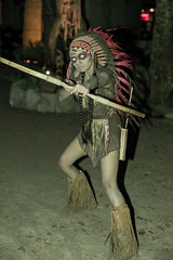 _D802431 (JOAT_FC) Tags: red india halloween night cowboy zombie ghost creepy horror sentosa