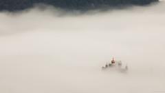 Astratto (Fabrizio Rosano) Tags: landscape nebbia paesaggi paesaggio
