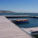 Macedonia, Edessa region, Vegoritida lake (3rd biggest in Greece), floating docks #Μacedonia