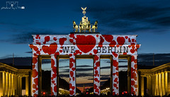 Brandenburger_Tor_017 (pXelbre! by LTX) Tags: sunset sky berlin architecture clouds sonnenuntergang himmel wolken brandenburggate historic architektur bluehour brandenburgertor festivaloflights pariserplatz lightart historisch berlinmitte blauestunde lightinstallation lichtinstallation lichtkunst fol festivaloflights2014 fol2014
