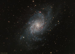 M33 (Triangulum Galaxy) (CSky65) Tags: galaxy galaxies deepspace astrometrydotnet:status=solved astrometrydotnet:id=nova881001