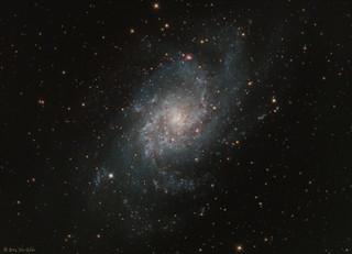 M33 (Triangulum Galaxy)
