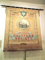 BRIGHTON 1973 (RANCHO COCOA) Tags: uk england art sign museum brighton gallery banner society painters royalpavilion brightonmuseumartgallery