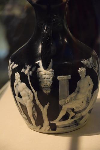 Dsc8050 British Museum London The Portland Vase Perhaps From Rome