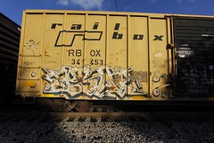 Prop (Revise_D) Tags: graffiti re graff freight prop revised trainart fr8 bsgk benching fr8heaven fr8aholics fr8bench benchingsteelgiants freightlyfe