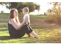 (Mariana Warne) Tags: park family baby sunlight fall love canon sandiego magicmoments motherandson babyboy escondido sixmonthold kitcarsonpark familyphotographer