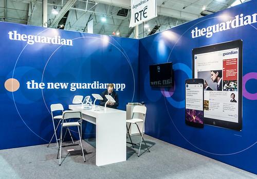 THE GUARDIAN - WEB SUMMIT DUBLIN  2014 Ref-1100