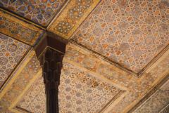 Esfahan (cranjam) Tags: pattern iran middleeast persia palace unesco worldheritagesite esfahan isfahan islamicarchitecture chehelsotoun mediooriente chehelsotoon vsco shahabbasii chihilsutun  kakhechehelsotun isfahanishalfoftheworld esfahnnesfejahnast