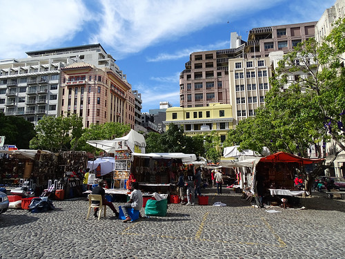 Thumbnail from Greenmarket Square