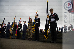 D42_5717.jpg (ffoto keith morris) Tags: uk people wales town war ceremony aberystwyth service welsh warmemorial remembering remembrancesunday