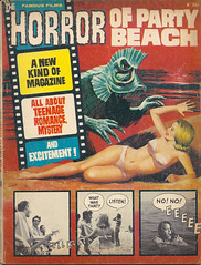 HORROR-OF-PARTY-BEACH-1964 (The Holding Coat) Tags: wallywood famousmonsters russjones warrenmagazines