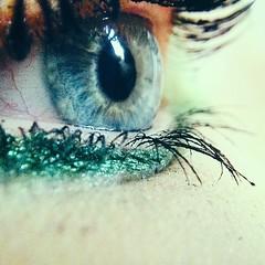 """""""Lustful Ways"""" (Madeleine Bayley) Tags: blue iris macro green eye closeup lens photography close lashes eyelashes blueeyes makeup mascara bloodshot amateur pupil eyeliner iphone amateurphotography iphonephotography makeuprevolution"""