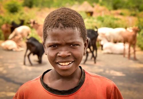 Konso Herd Boy