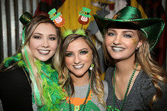 Wearing of The Green (wyojones) Tags: houston texas tomball stpatricksday green hats girl woman youngwoman beautiful beauty blonde curls smile lovely cute pretty jordan lindsy