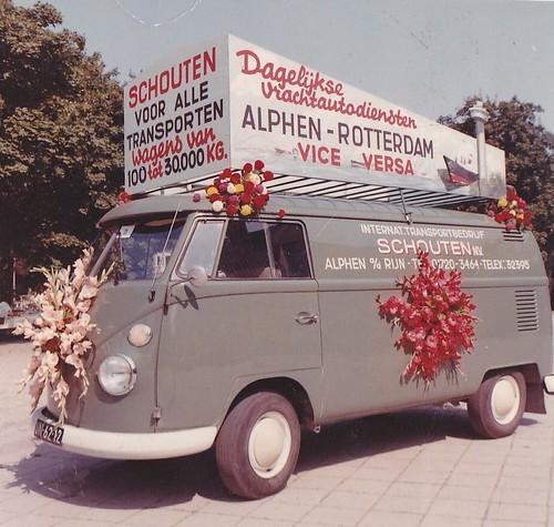 "UN-62-12 Volkswagen Transporter bestelwagen 1964 • <a style=""font-size:0.8em;"" href=""http://www.flickr.com/photos/33170035@N02/32760390983/"" target=""_blank"">View on Flickr</a>"