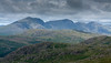 Rugged Landscape of Lake District, England (Risto Kaer) Tags: lake district landscape digital gradual filter sky cloudy rocky dramatic england mountain hills