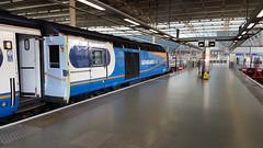 East Midlands Trains 43073 (with 43059)1D17 0915 St Pancras - Nottingham.  St Pancras.  5th April 2017 (Ajax46.) Tags: eastmidlandstrains 43073 43059leading stpancras 5thapril2017 1d170915stpancrasnottingham