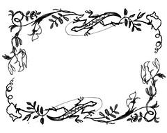 1831_1 (Мария Юрист) Tags: 365 brushpen ручкакисть иллюстрация illustration ink чернила художка орнамент