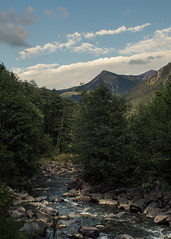 Kleinwalsertal (Netsrak) Tags: mittelberg vorarlberg österreich at fluss bach creek river breitach kuhgehrenalpe alpen alps nature natur tree trees baum bäume mountain mountains berge kleinwalsertal gebirge