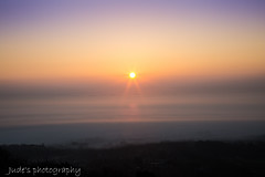 As the fog lifts (judethedude73) Tags: sunrise mist eastbourne sussex landscape photography canon sky skies morning dawn