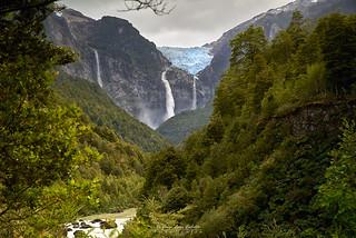 Glaciar Colgante - P. Nacional Queulat (Patagonia Chile)