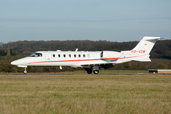 HB-VDW Learjet 45XR EGWW 15-12-14 (MarkP51) Tags: hbvdw learjet 45xr london luton airport ltn egww bizjet corporatejet england aviation aircraft airplane plane image markp51 nikon d7100 aviationphotography