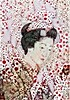 Processed Make Up (sjrankin) Tags: 25march2017 edited processed filtered goyo art ukiyoe print illustration